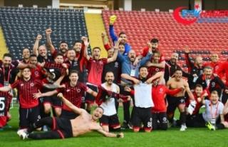 Gençlerbirliği'nin Süper Lig hasreti kısa...