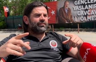 Gençlerbirliği ile Süper Lig'e dönen İbrahim...