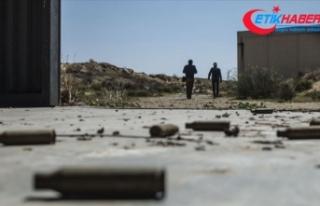 Hafter bir aydır Trablus savunma hattını kıramıyor