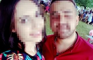 Hamile eşini 7 yerinden bıçakladığı öne sürülen...