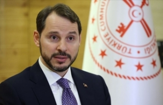 Hazine ve Maliye Bakanı Albayrak: İmalat ve ihracat...