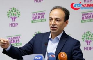 HDP'li Osman Baydemir'e 6 yıl hapis istemi