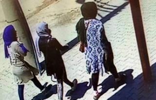 Hırsızlıktan gözaltına alınan kadınlar, suç...