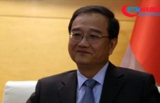 'Huawei'nin ulusal güvenliği tehdit ettiğine...
