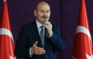 İçişleri Bakanı Soylu: İstanbul'dan aldıkları...