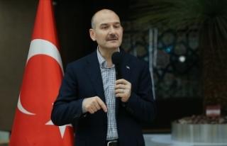 İçişleri Bakanı Soylu: İstanbul üzerinden birileri...