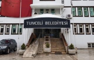 İçişleri Bakanlığı'ndan Tunceli Belediyesi'ne...