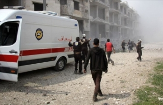 'İdlib Gerginliği Azaltma Bölgesi'nde...