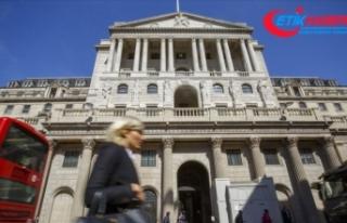 İngiltere Merkez Bankası politika faiz oranını...
