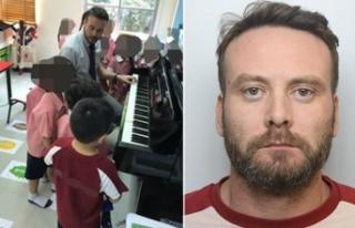 İngiltere'de pedofil müzik öğretmenine 5 yıl...