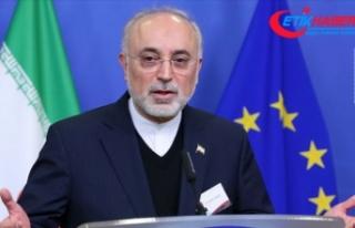 İran Atom Enerjisi Kurumu Başkanı Salihi: Uranyumu...