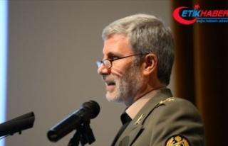 İran Savunma Bakanı Hatemi: ABD ve siyonist cephe...