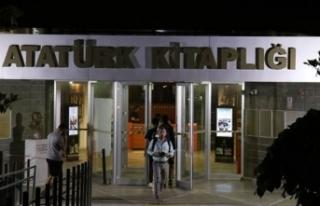 İstanbul'da 4 kütüphane bayramda 24 saat açık...