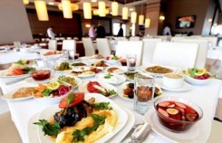 İstanbul'da '5 yıldızlı' iftar...