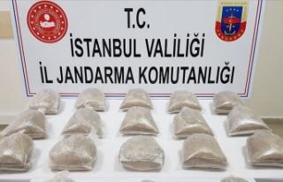 İstanbul'da güvenlik güçleri zehir tacirlerine...