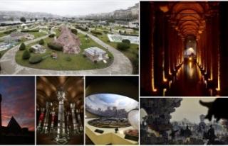 İstanbul'un müzeleri sanat ve tarih sevenleri...