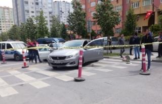 Jandarma ile uyuşturucu satıcıları arasında çatışma:...