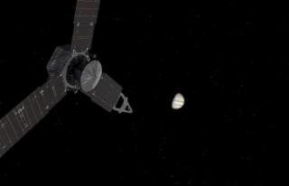 Jüpiter'in manyetik alanının değiştiği...