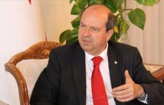 KKTC'de hükümeti kurma görevi UBP Genel Başkanı...
