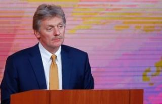 Kremlin Sözcüsü Dmitriy Peskov: Rusya ile Türkiye...