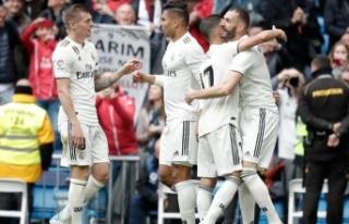 La Liga'da son 45 yılın en başarısız Real...