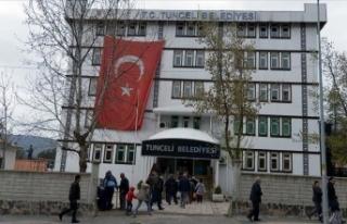 Mahkeme, Tunceli Belediyesinin 'Dersim'...