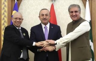 'Malezya ve Pakistan, Türkiye için kilit önemde...