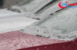 Meteorolojiden 'yağış ve dolu uyarısı
