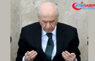 MHP Lideri Bahçeli: Milliyetçi-Ülkücü Hareket...