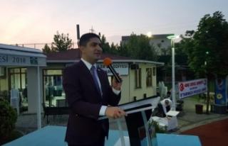 MHP'li Özdemir, Yıldırım için destek istedi