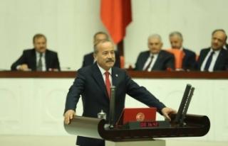 MHP'li Taytak: Liderimiz Bahçeli'nin ismini...