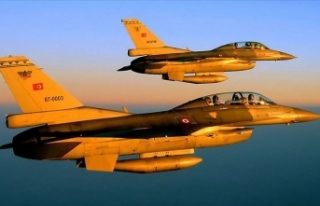 Pençe Harekatı kapsamında Irak'ın kuzeyine...