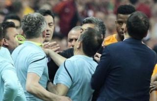 PFDK, Galatasaray-Medipol Başakşehir maçını incelemeye...
