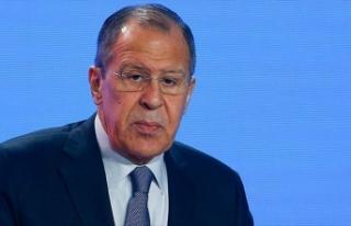 Rusya Dışişleri Bakanı Lavrov: Yabancı güçleri...