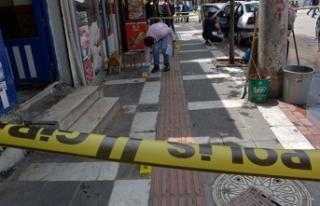 Siverek'te silahlı kavgada otomobiller zarar gördü