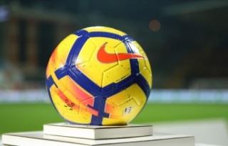 Süper Lig'e yükselme mücadelesinde heyecan...