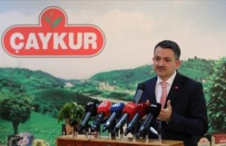 Tarım ve Orman Bakanı Pakdemirli: İnşallah çok...