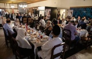 THY'den Amerika Diyanet Merkezinde iftar