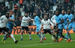 Beşiktaş, Süper Lig'de umduğunu bulamadı