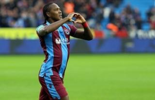 Trabzonspor'da yabancı futbolculardan 41 gol