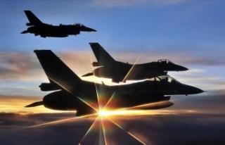 Irak'ın kuzeyinde PKK'lı 2 terörist etkisiz...