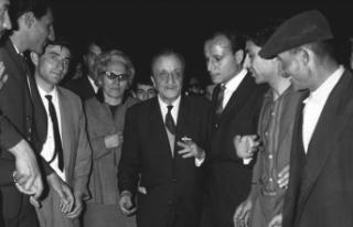 'Türk edebiyatının üstadı: Necip Fazıl...
