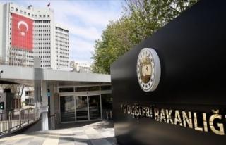 Türkiye'den Kerkük'teki saldırılar için...