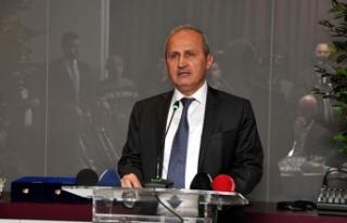 Ulaştırma Bakanı Turhan: Halkalı-İstanbul Havalimanı...