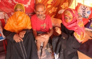 Yemenli aile 5 üyesini mayınlara kurban verdi