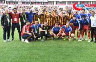 Yeni Malatyaspor'da 10 futbolcunun sözleşmesi...