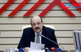 YÖK Başkanı Saraç: YKS'ye ilişkin sistem...