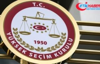 YSK'nin İstanbul seçiminin yenilenmesi kararının...
