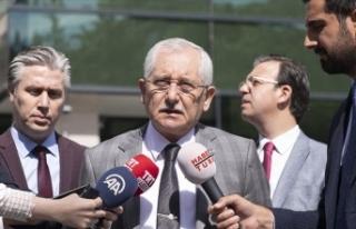 YSK Başkanı Güven: Seçmen listelerinde güncelleme...