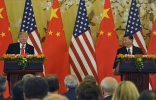 ABD Başkanı Trump: Çin'le ticaret anlaşması...